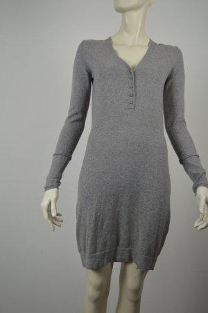 Bloom Kaschmir Kleid 34 grau Cashmere Blogger Style Np 189 €