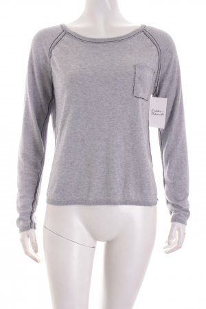 Bloom Pullover grau Casual-Look