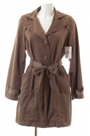 Bloom Trenchcoat hellbraun Brit-Look
