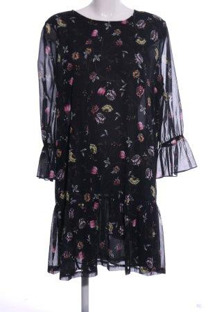 Bloom Tunic Dress flower pattern party style