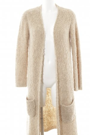 Bloom Wool Jacket beige fluffy