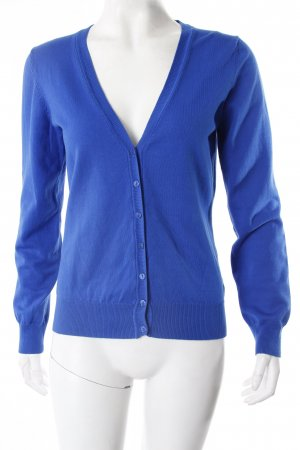 Bloomings Cardigan royalblau