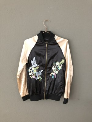 Brave Soul Blouson black-rose-gold-coloured