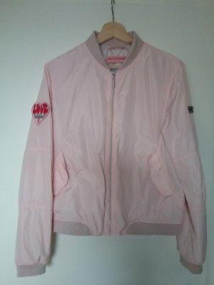 Frieda & Freddies New York Blouson dusky pink nylon