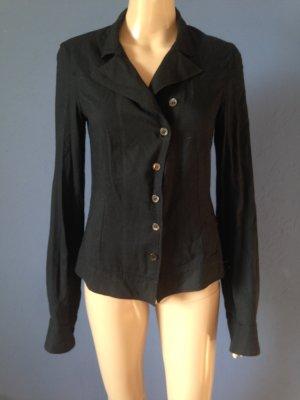 Camicetta a blusa nero Rayon