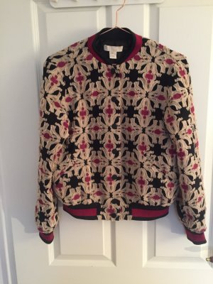 Hennes Collection by H&M Bomber Jacket multicolored mixture fibre