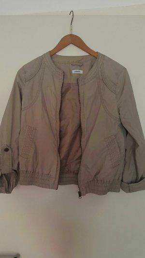 Blouson Jacke mit Reißverschluss