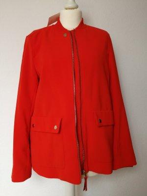 Blouson Jacke von H&M in rot Gr. 34 NEU mit Etikett!