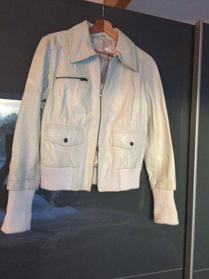 Blouson Lederjacke Leicht glänzend mit einem tollen Farbverlauf