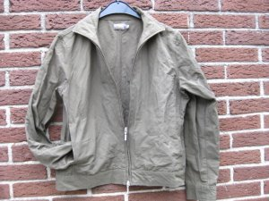 Camera Blouson khaki-ocher cotton