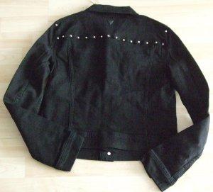 Guess Blouson noir coton