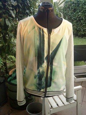 Blousonjacke Sweatshirt von Vero moda Größe L