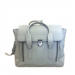 3.1 Phillip Lim Briefcase blue