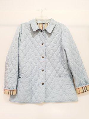 Blue Burberry Jacket