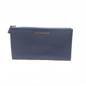 Burberry Portefeuille bleu