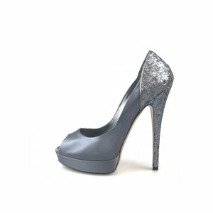 Blue Casadei High Heel