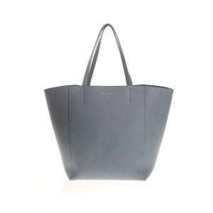 Blue Celine Shoulder Bag