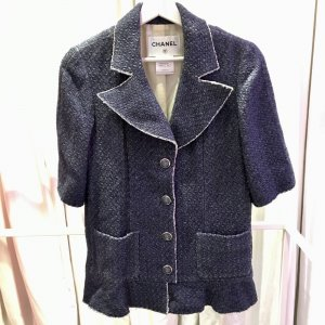 Blue Chanel Blazer