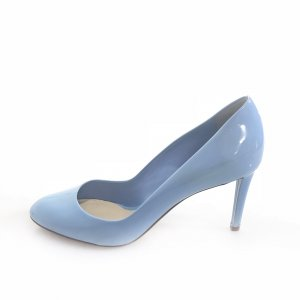 Christian Dior High-Heeled Sandals blue