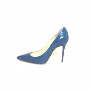 Blue Christian Louboutin Stiletto