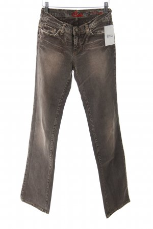 Blue Cult Boot Cut Jeans braun