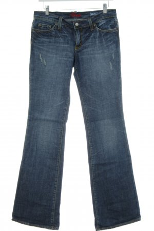Blue Cult Denim Flares blue casual look