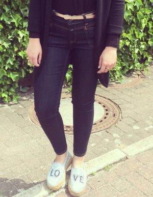 Blue Denim Skinny Jeans von CLOSED