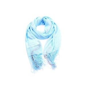 Emporio Armani Écharpe bleu