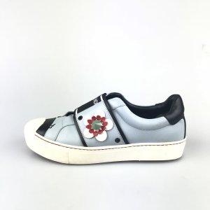Blue Fendi Sneaker