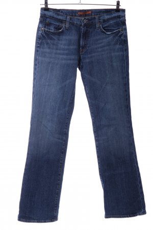 Blue Fire Boot Cut Jeans blue casual look