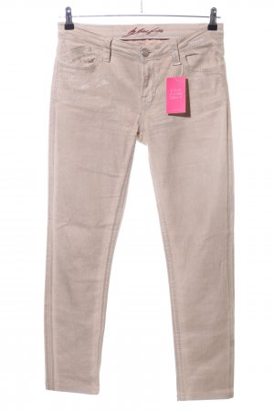 Blue Fire Five-Pocket-Hose creme Casual-Look