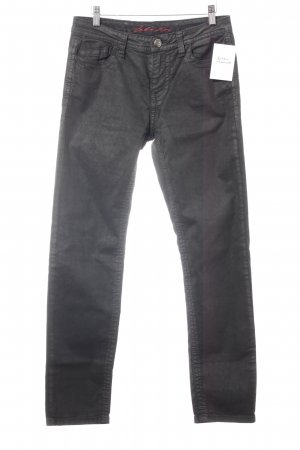 Blue Fire Five-Pocket-Hose schwarz Casual-Look