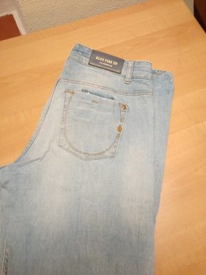 Blue Fire Jeans stretch bleu pâle