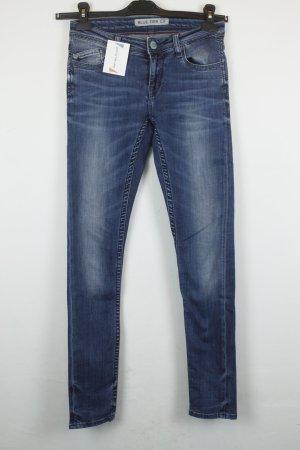 Blue Fire Jeans Skinny Gr. 26 blau