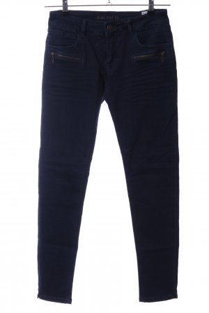 Blue Fire Röhrenjeans blau Casual-Look