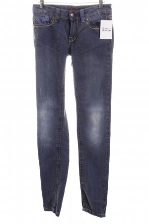 Blue Fire Röhrenjeans graublau Casual-Look