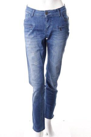 BlueFire skinny jeans zips