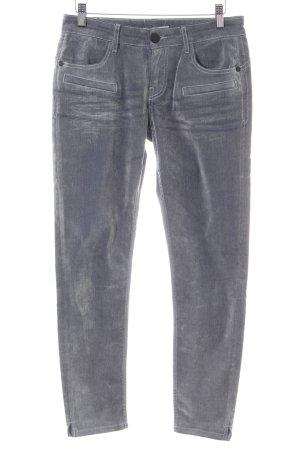 Blue Fire Skinny Jeans hellgrau Casual-Look