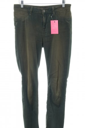 Blue Fire Skinny Jeans bronzefarben Casual-Look