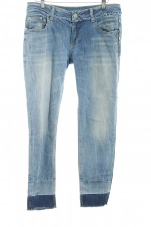 Blue Fire Skinny Jeans azure casual look