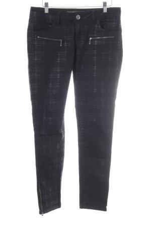 Blue Fire Skinny Jeans schwarz-dunkelgrau Casual-Look