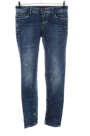 Blue Fire Slim Jeans blau Casual-Look