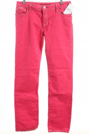 Blue Fire Straight-Leg Jeans pink Casual-Look
