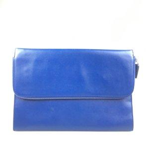 Blue Giorgio Armani Clutch