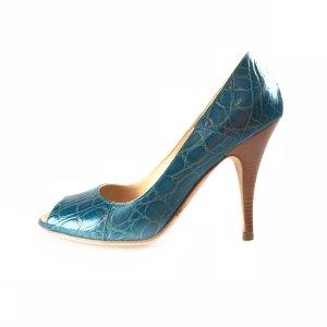 Blue Giuseppe Zanotti High Heel