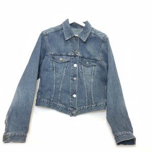 Blue Gucci Denim Jacket