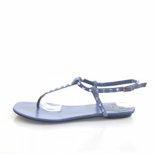 Blue Gucci Sandal