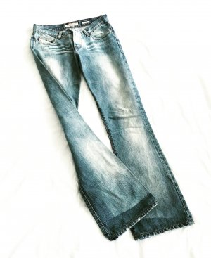 blue jeans 90ies true vintage