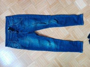 blue Jeans boyfriendstyle