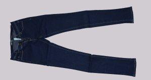 Blue Jeans, Denim Co, Röhrenjeans, Größe S